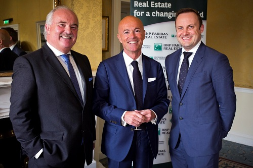 press release kenneth rouse bnp paribas real estate